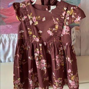 Baby Bgosh Floral Dress